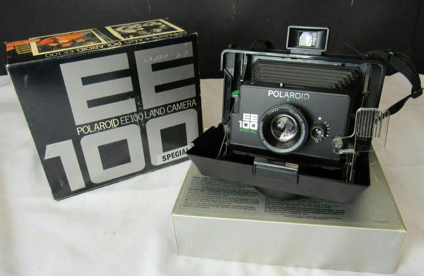 Polaroid Ee100 Manual Auto Electrical Wiring Diagram Kawasaki Vulcan 900 For A Motorcycle