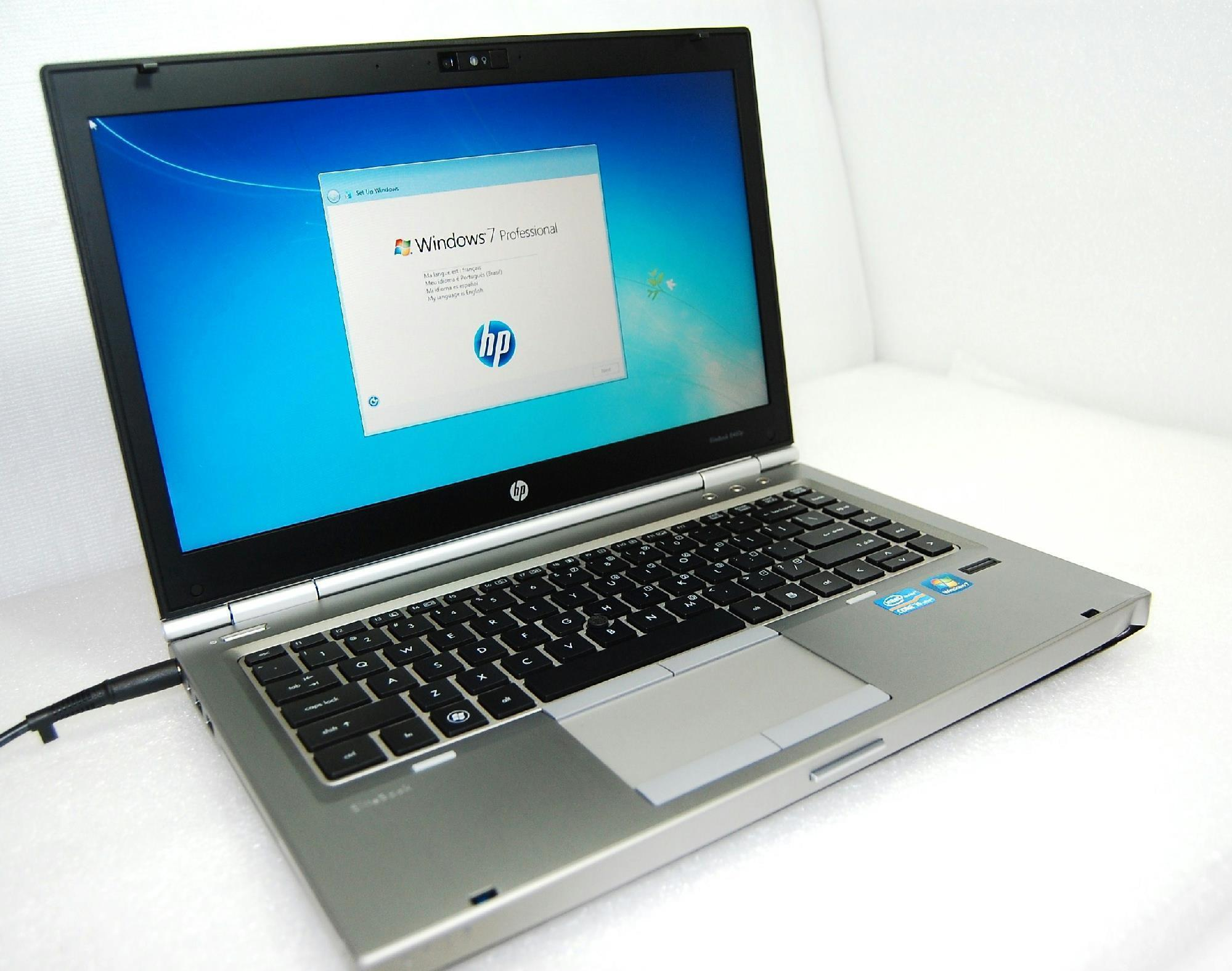 Hp Elitebook 8460p Hp Elitebook 8460p Core I5 2520m 2 5 Ghz 14 Quot Tft