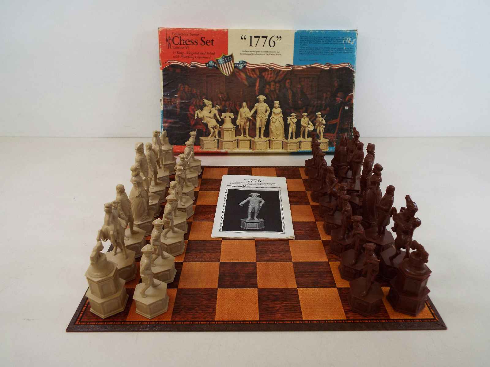 Collectors Chess Sets Collectors Series 391776 39 Chess Set Ebay