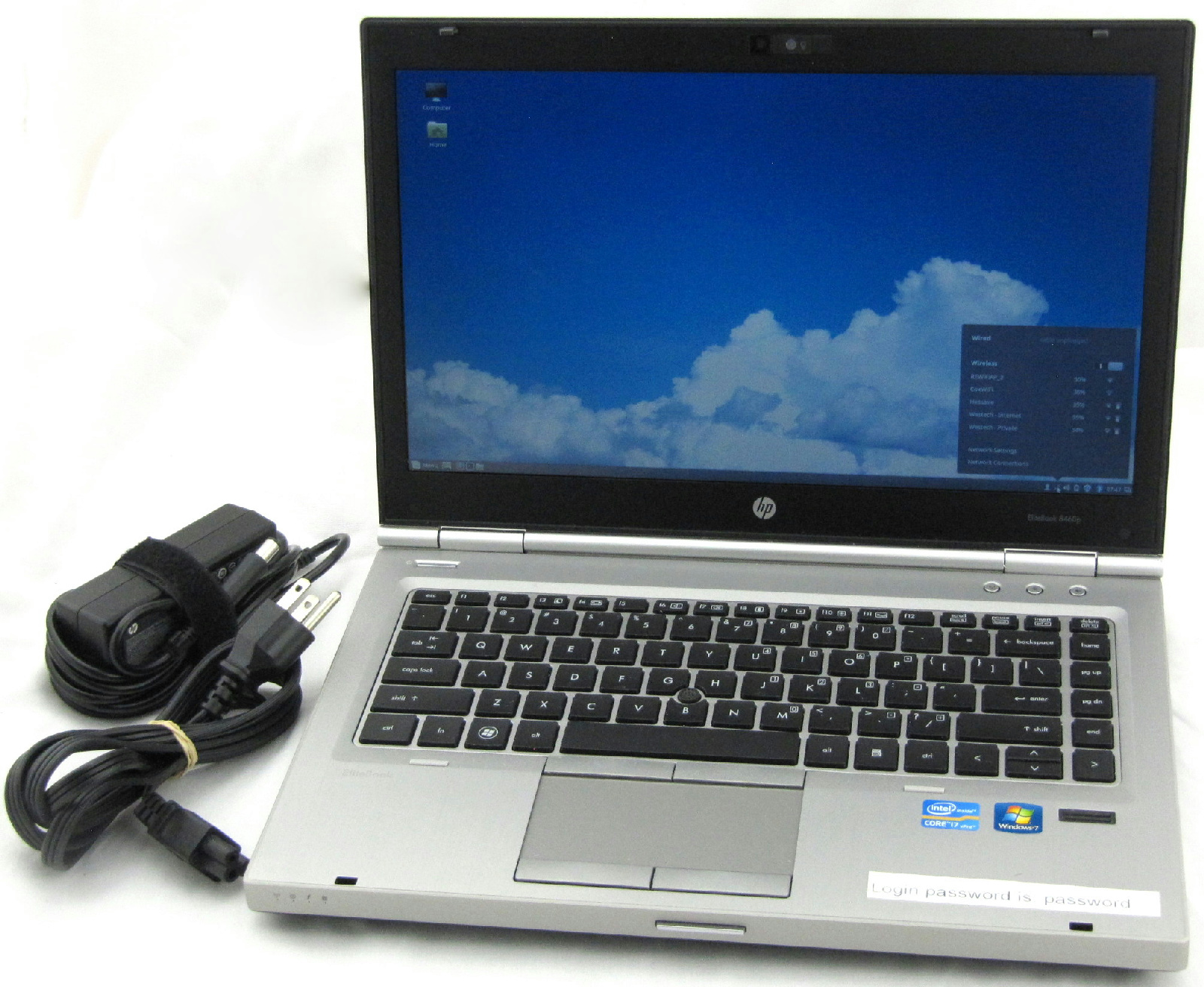 Hp Elitebook 8460p Hp Elitebook 8460p 14 Quot Core I7 2 70ghz 8gb 500gb Laptop
