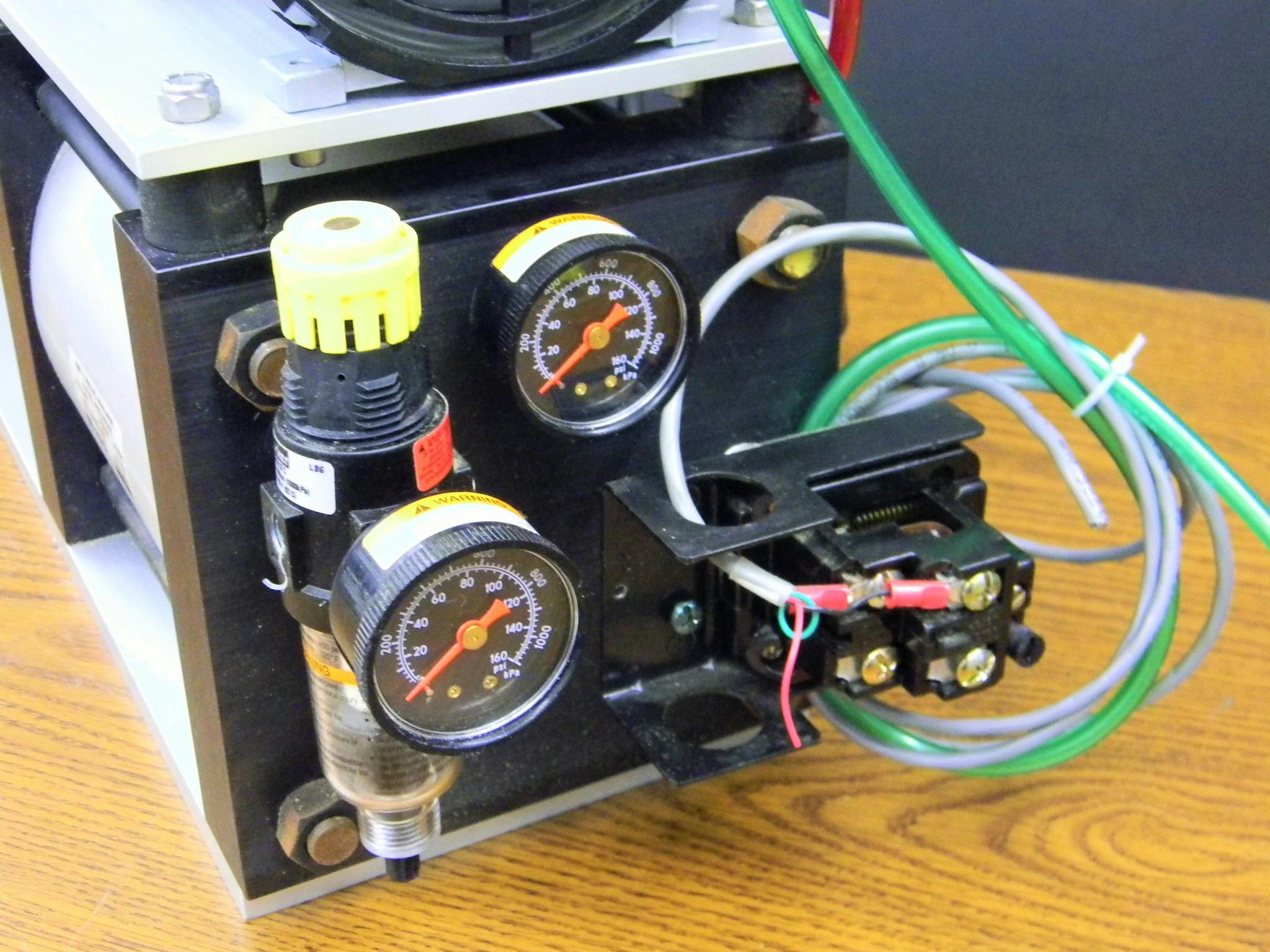 Gast Vacuum Pumps Wiring Diagram Auto Electrical Pump Of Honda