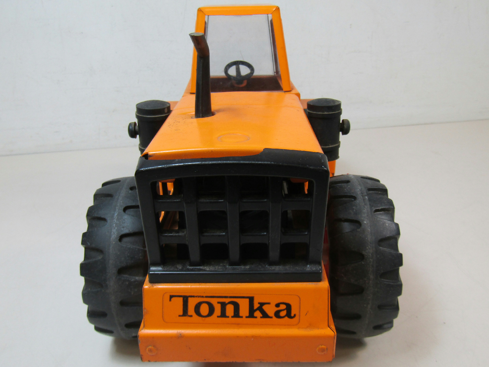 Mighty Vintage Vintage Mighty Tonka Roller Construction Vehicle Toy | Ebay