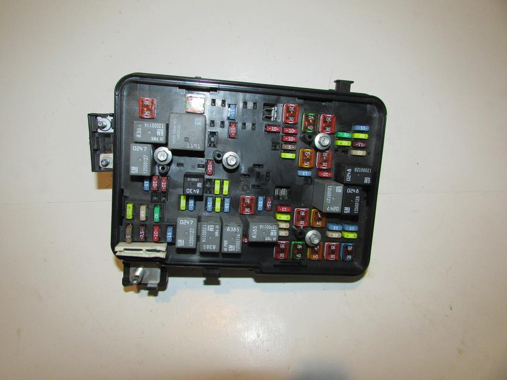 2007 kenworth t300 fuse box