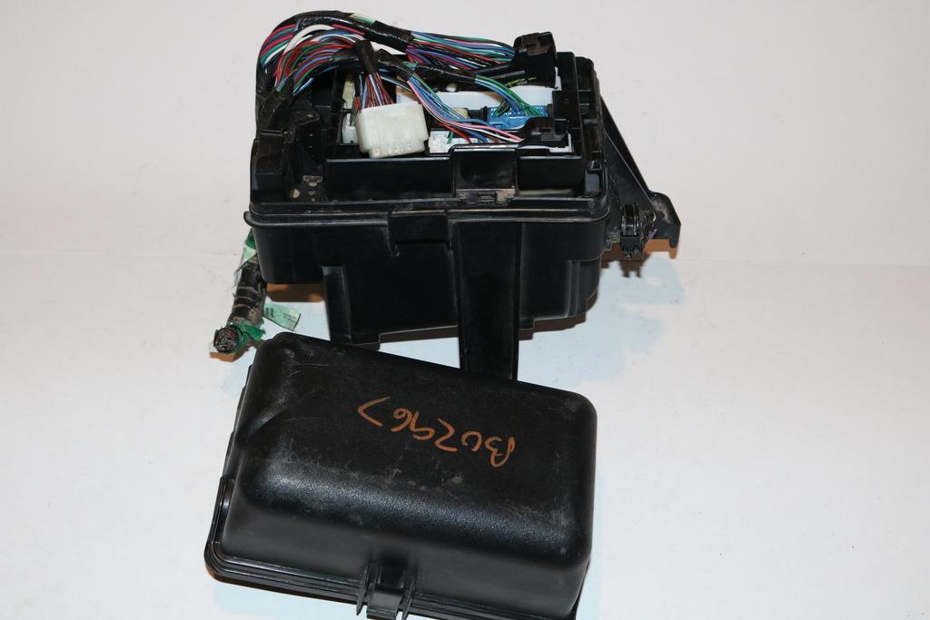 09-13 Toyota Tundra Relay Fuse Box Block Panel Warranty #3125 eBay
