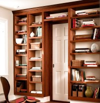 Design Inspiration Pictures: Want A Bookcase? Build Your Own