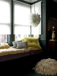 Design Inspiration Pictures: Dark yet Cozy Interior Design ...
