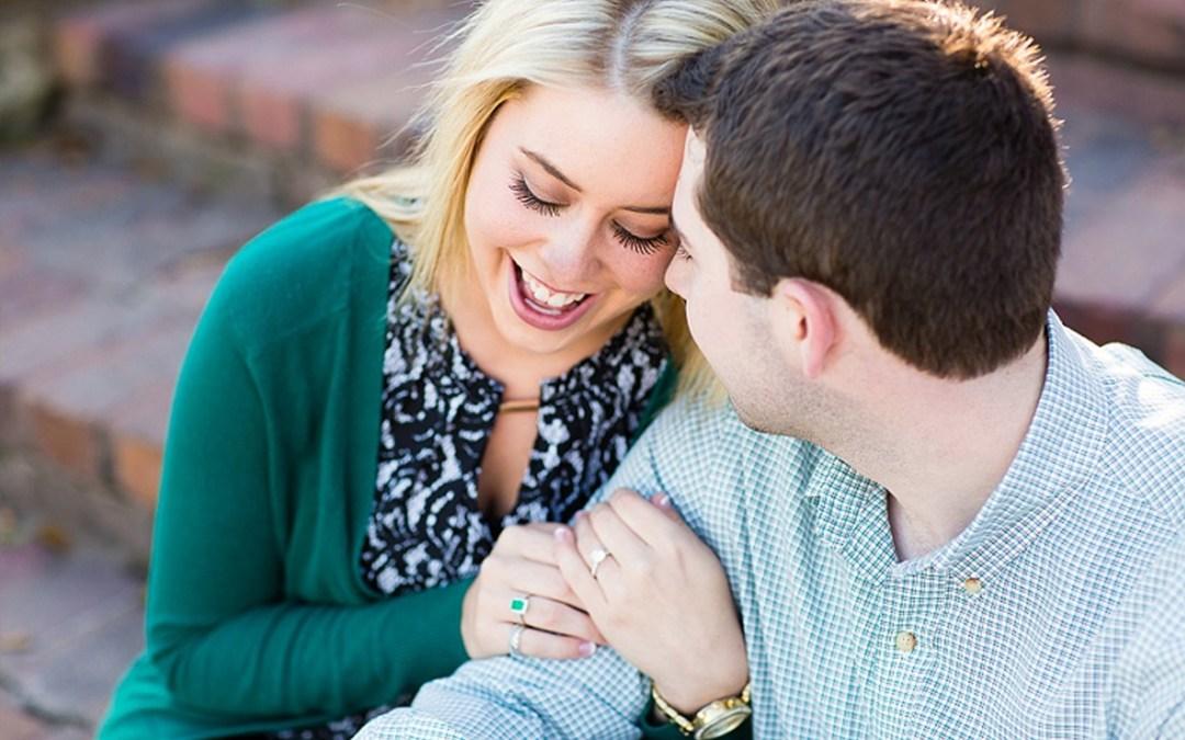 Caroline + Dalton | Tulsa Engagement