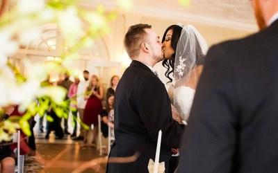 Shanice + Ronnie   Tulsa Garden Center Wedding