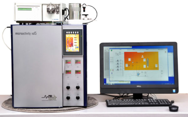 Compact Hplc System Microactivity Solo Pid Eng Tech