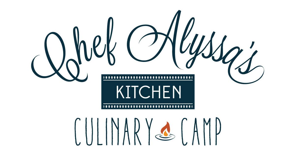 Chef Alyssa\u0027s Kitchen \u2013 Five-Day Culinary Camp (ages 7-12