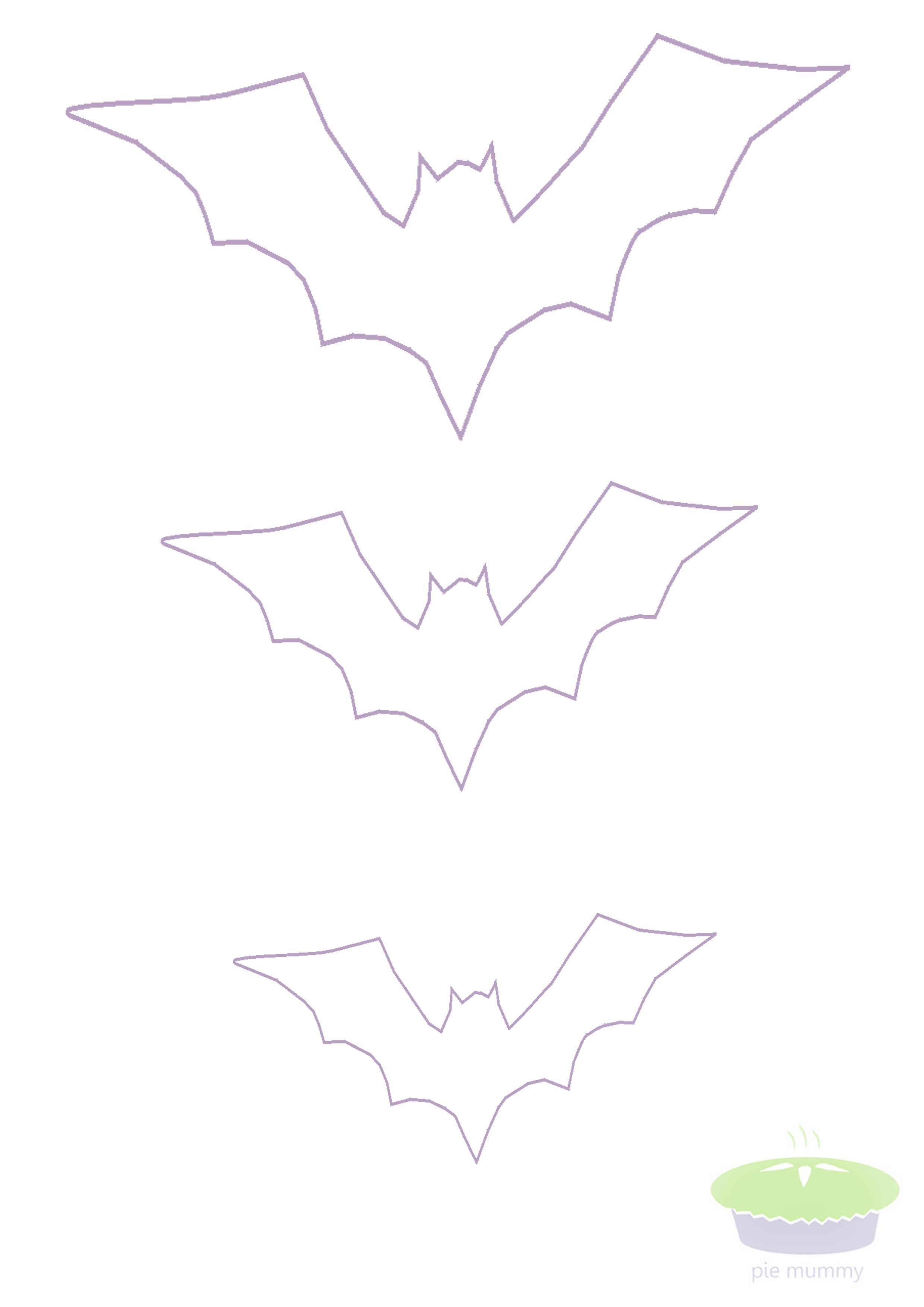 Pleasing Bat Stencil Bat Decorations Homemade My Web Value Bat Cut Out Cookies Baseball Bat Cut Out baby Bat Cut Out