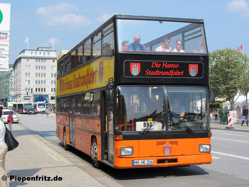 Bus Lübeck Berlin Sightseeing Busse