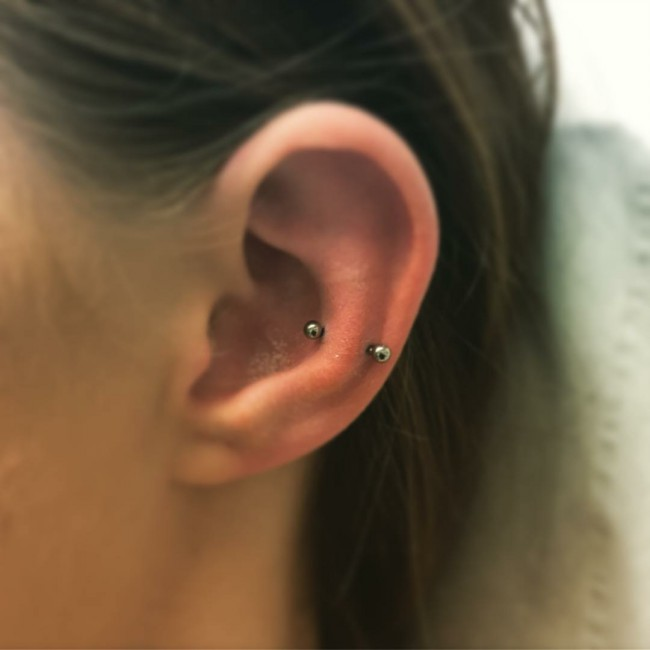 Ear Piercings Guide 17 Types Explained (Pain Level, Price, Photo)