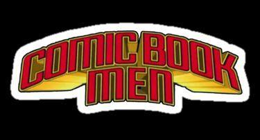 Logo - Comic Book Men