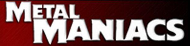 Logo - Metal Maniacs