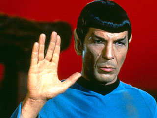 Photo - Mr Spock