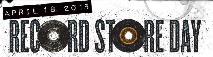 Logo - Record Store Day - 2015
