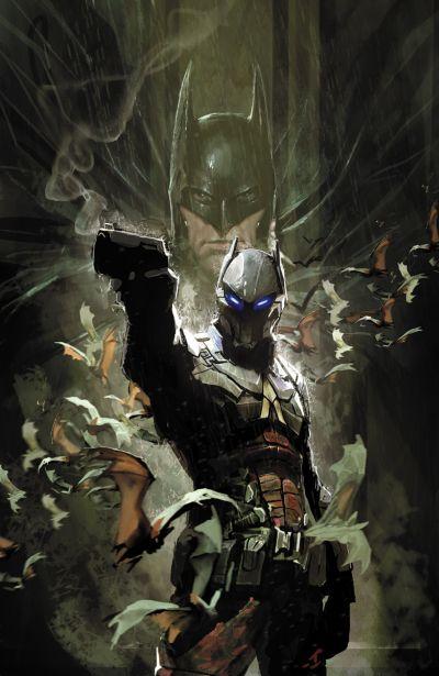 Batman Arkham Knight Genesis #1