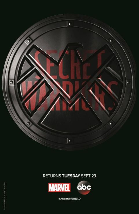 Poster - Agents of SHIELD - S3