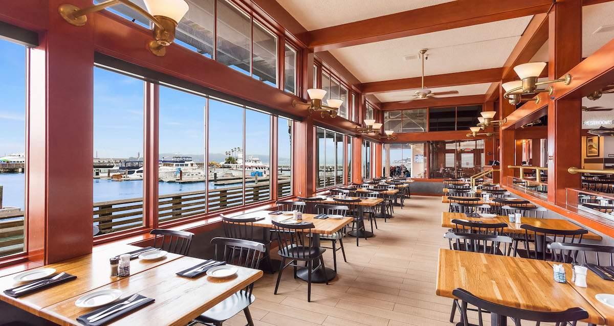 Pier Market Seafood Restaurant - PIER 39 on Fisherman\u0027s Wharf