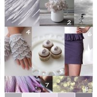 Inspiration: Lavender Grey