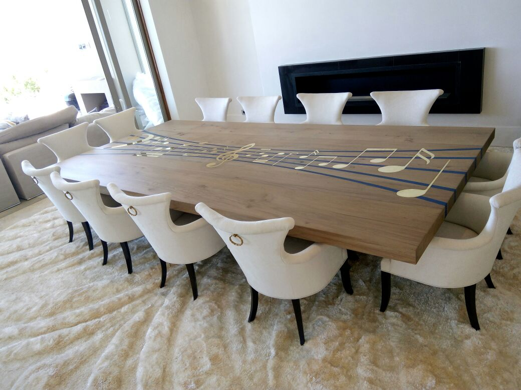 Coolest Dining Room Tables Solid Wood Dining Tables Pierre Cronje