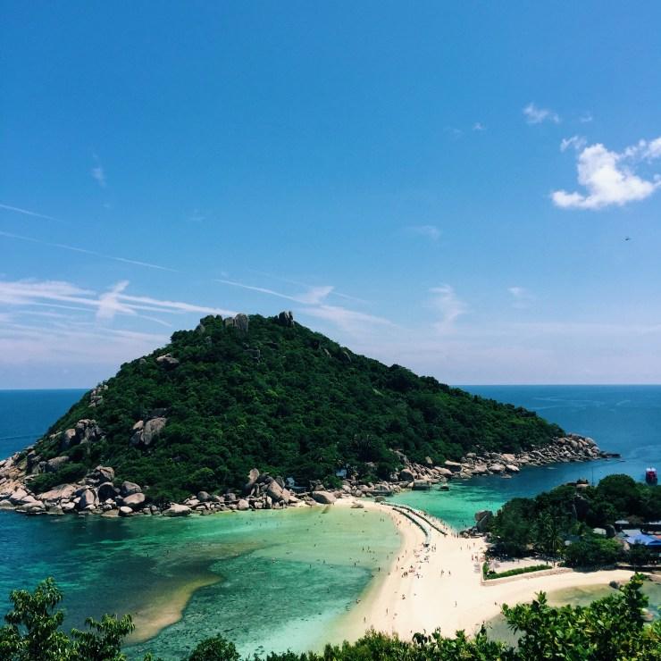 KOH NANG YUAN - Thailande