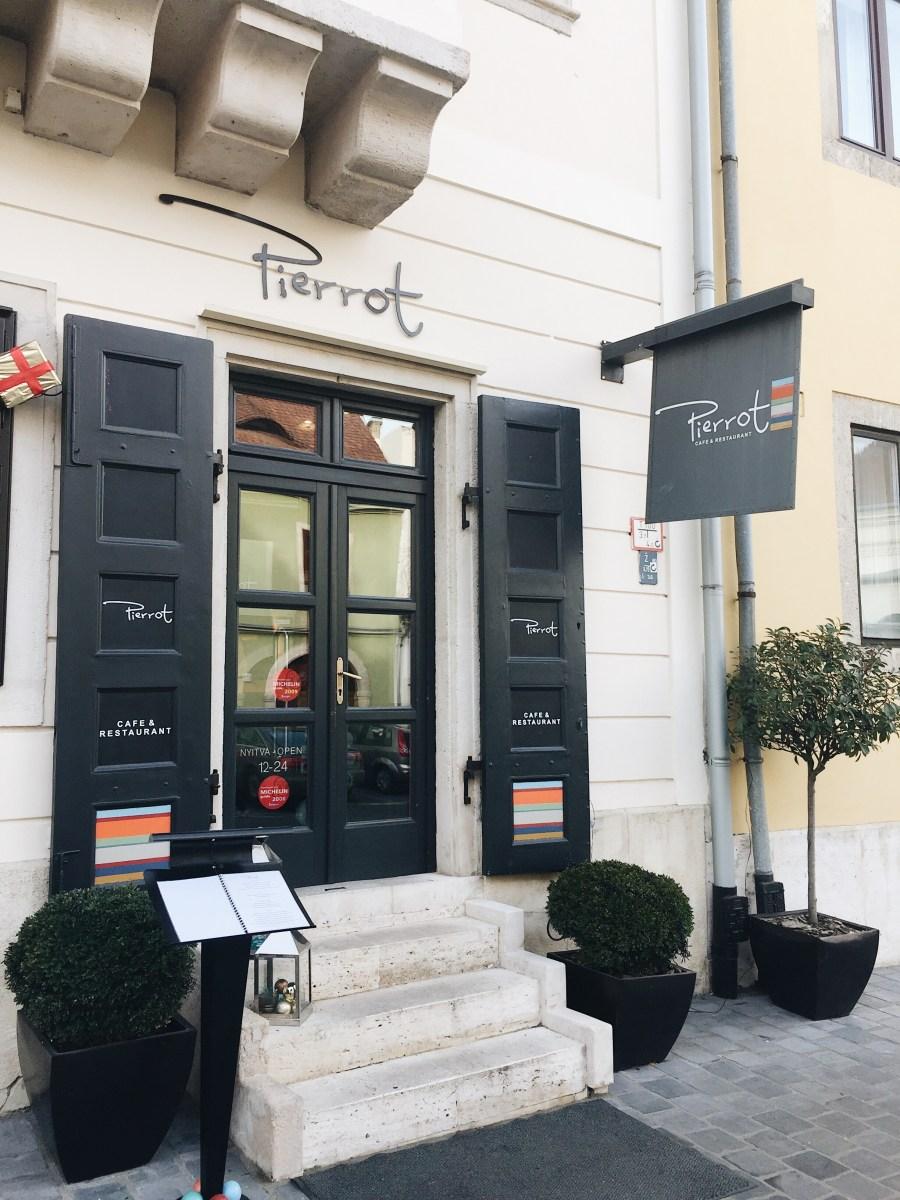 café Pierrot