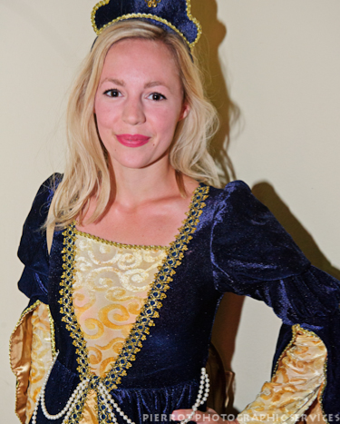 Cromer carnival fancy dress beautiful princess