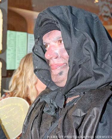 Cromer carnival fancy dress monk in habit
