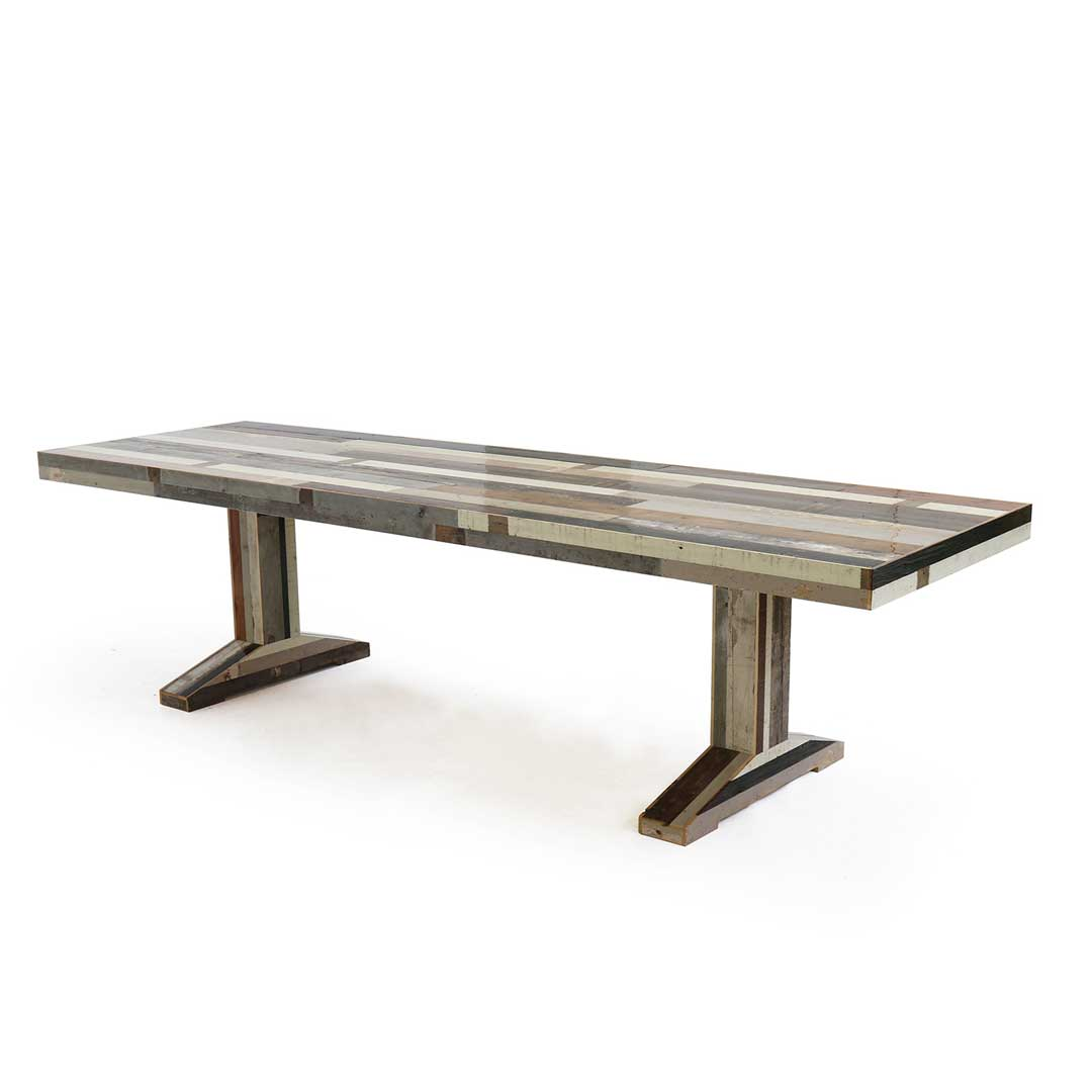 Eettafel Met 6 Stoelen Tweedehands Tables Product Categories Piet Hein Eek