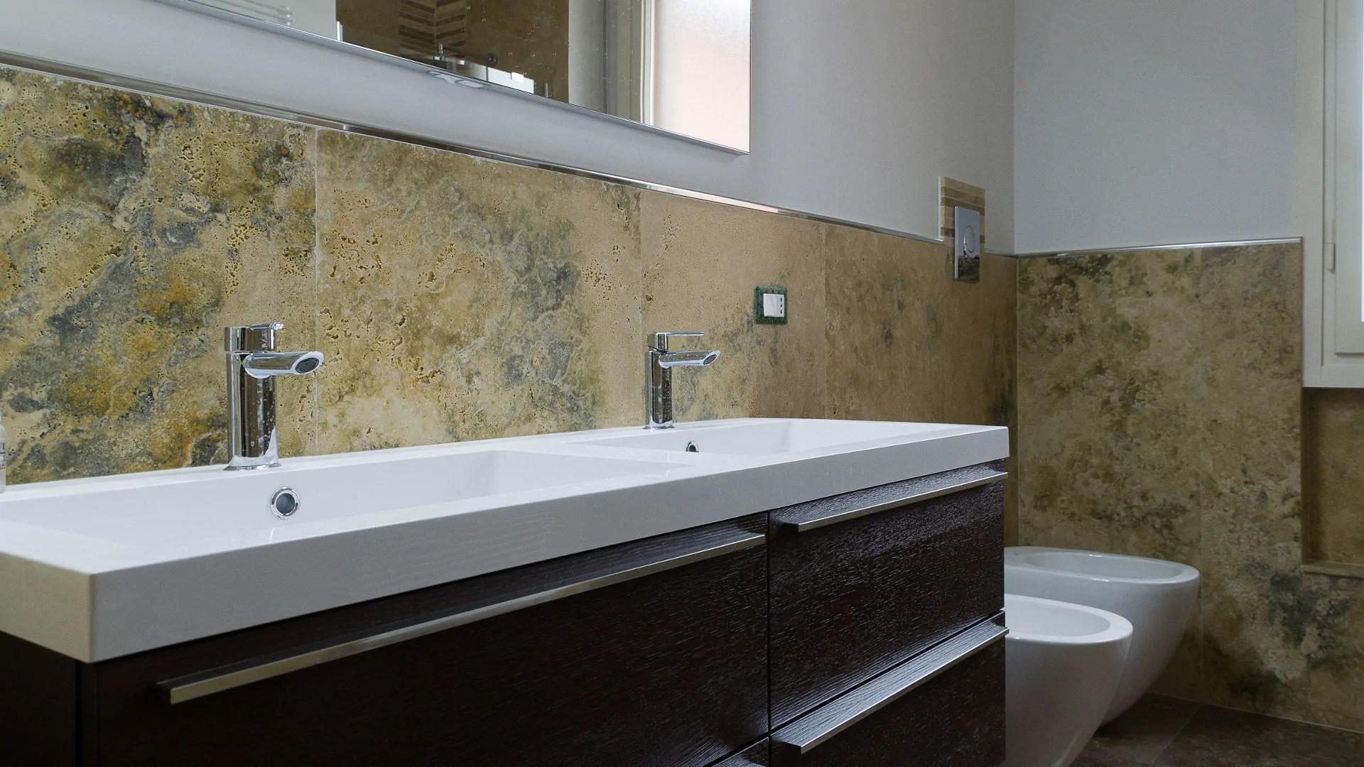 Piastrelle bagno in pietra piastrelle bagno effetto pietra