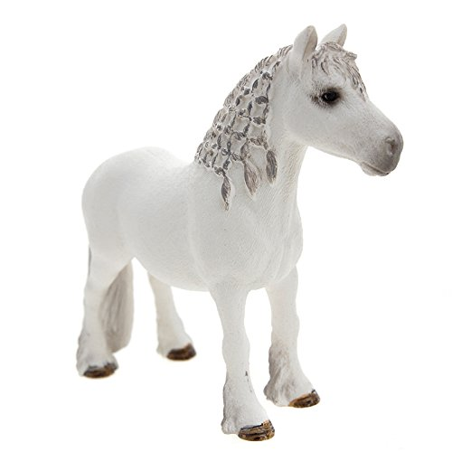 High Tech Toilette Schleich – 13739 – Figurine – Poney Fell – Mâle