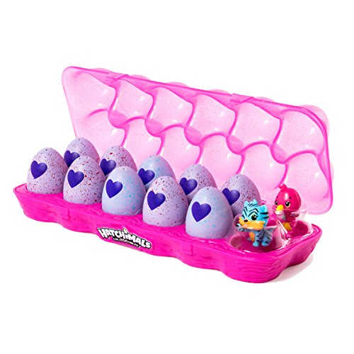 High Tech Toilette Hatchimals à Collectionner – 6038311 – Carton De 12 œufs
