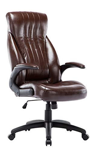 Fauteuil De Bureau Ergonomique Chaise Office En Simili