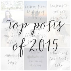 Best of 2015 + Free Cleaning Printables + Announcement