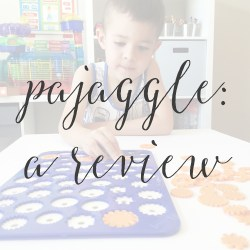 Pajaggle: A Timberdoodle Review