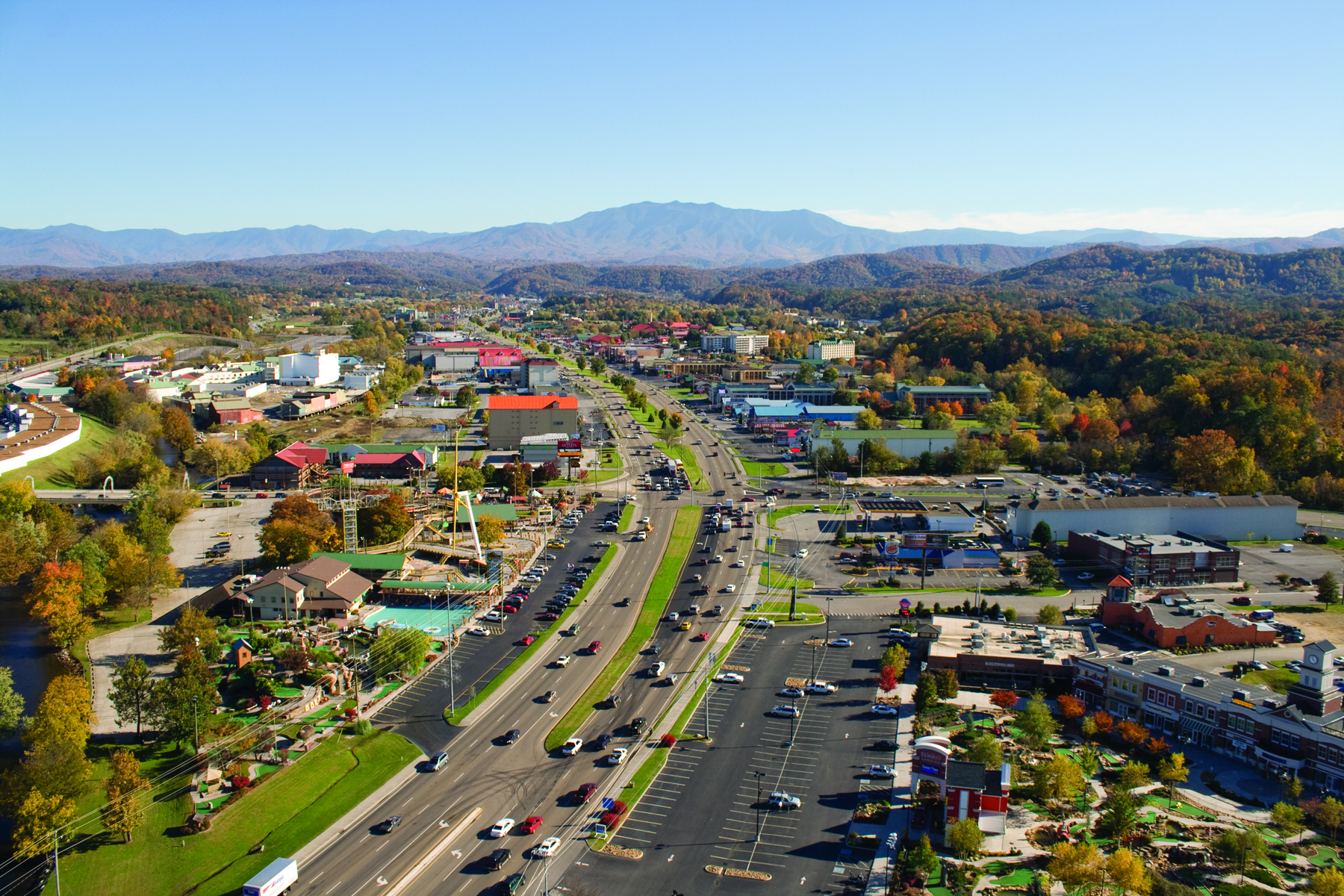 Fall In The Smokies Wallpaper Pigeon Forge Smokies To Get Pbs Exposure Pigeon Forge