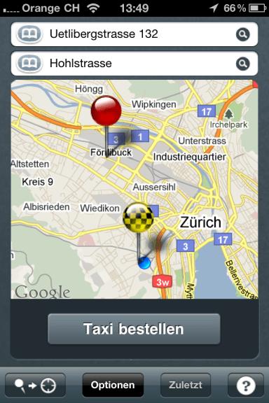 Taxi 444 App