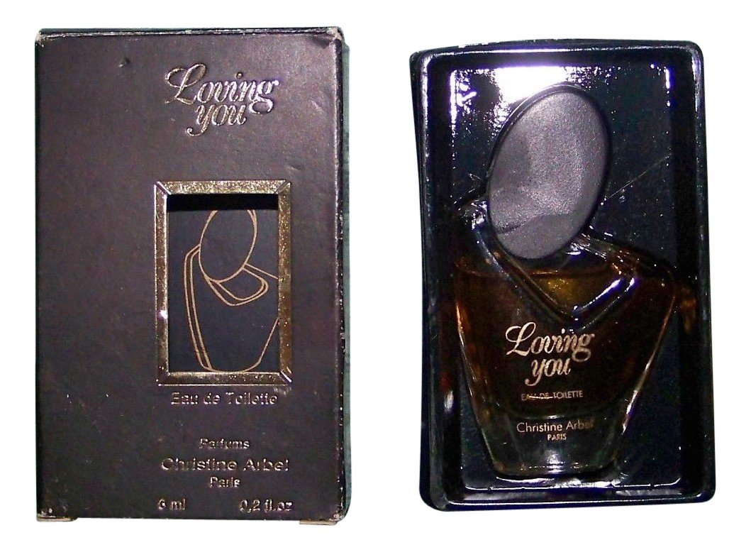 Photo De Toilette Christine Arbel Loving You Eau De Toilette Reviews