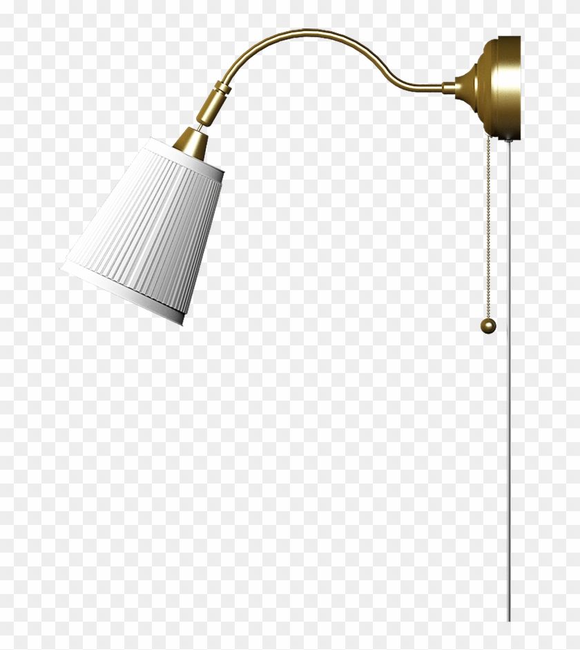 Ikea Arstid Wall Light Lamp Clipart 1823524 Pikpng
