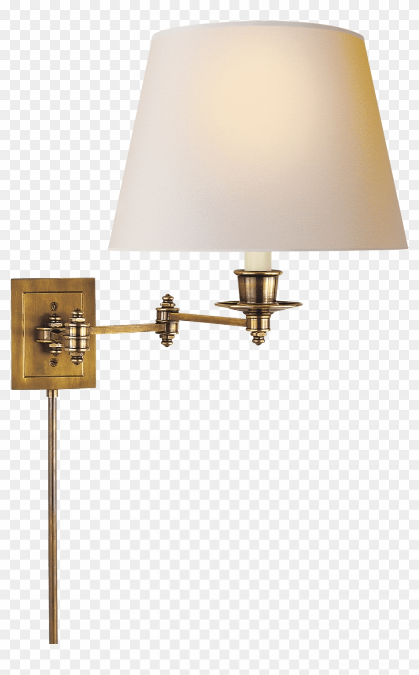 Triple Swing Arm Wall Lamp Circa Lighting Sconce Clipart 249507 Pikpng