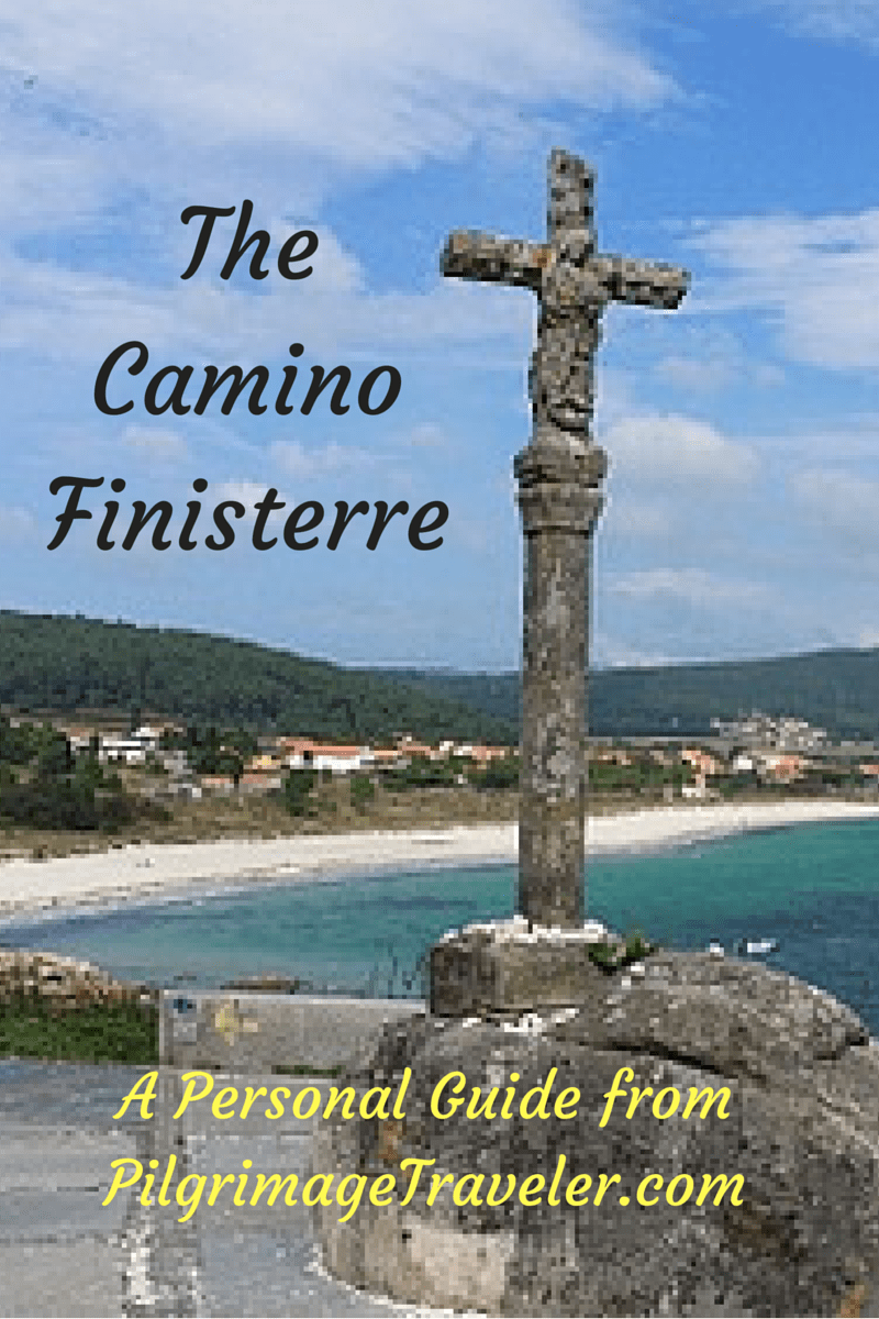 Camino Santiago To Finisterre The Camino Finisterre Pilgrimage To The End Of The World