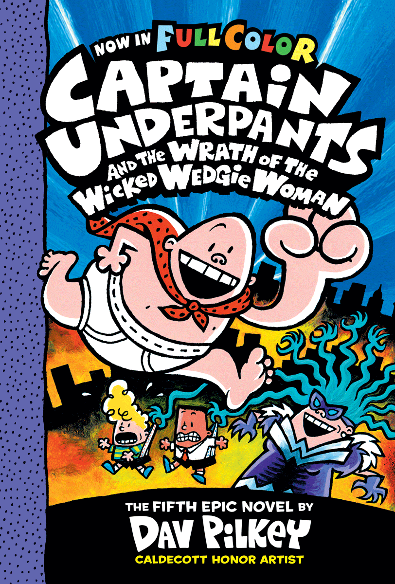 Wicked Libro Video Dav Pilkey