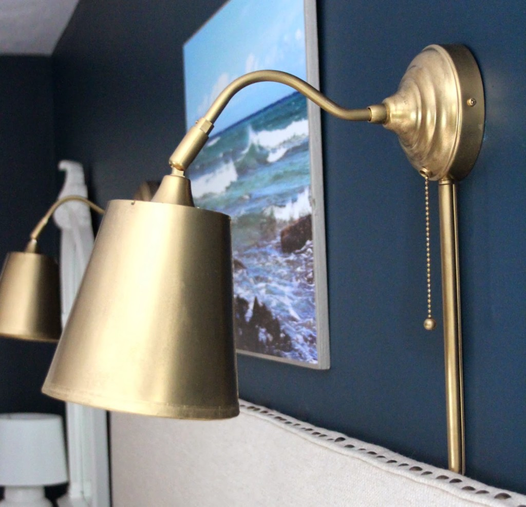 Ikea Lampe Gold 15 Of The Most Unique Ikea Lamp Hacks - Pillar Box Blue