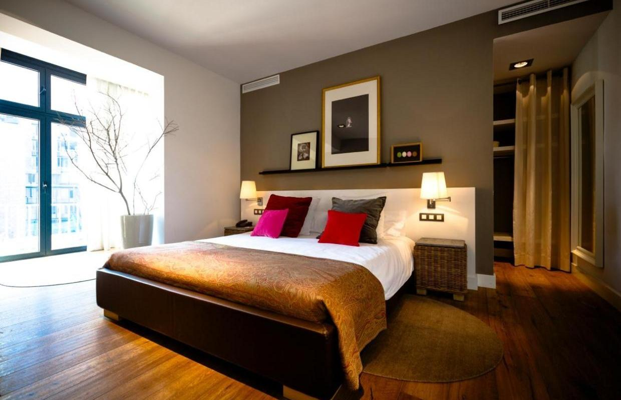 The 5 Rooms Barcelona Exklusives Bed Breakfast Pillow Pepper