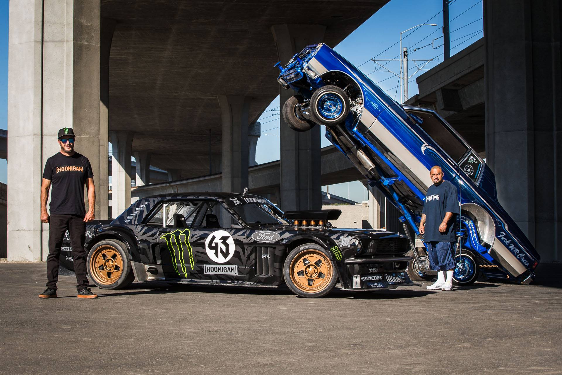 Gymkhana 7 Car Wallpaper Ken Block Gymkhana 7 Pilote De Course