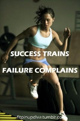 #success #goals #running #motivation #inspiration {PilotingPaperAirplanes.com)