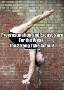 The strong take action #Inspiration #Training #Motivation #run #fitness {PilotingPaperAirplanes.com}