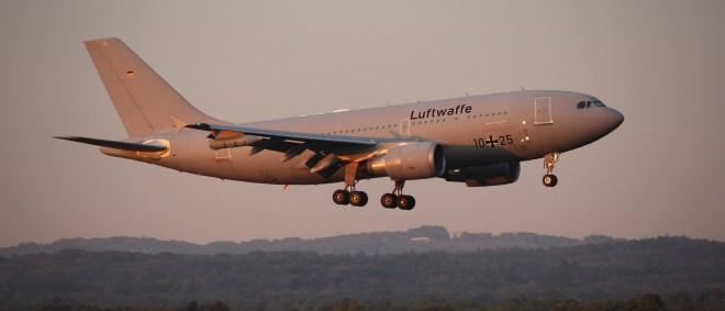 Airbus A310 Luftwaffe